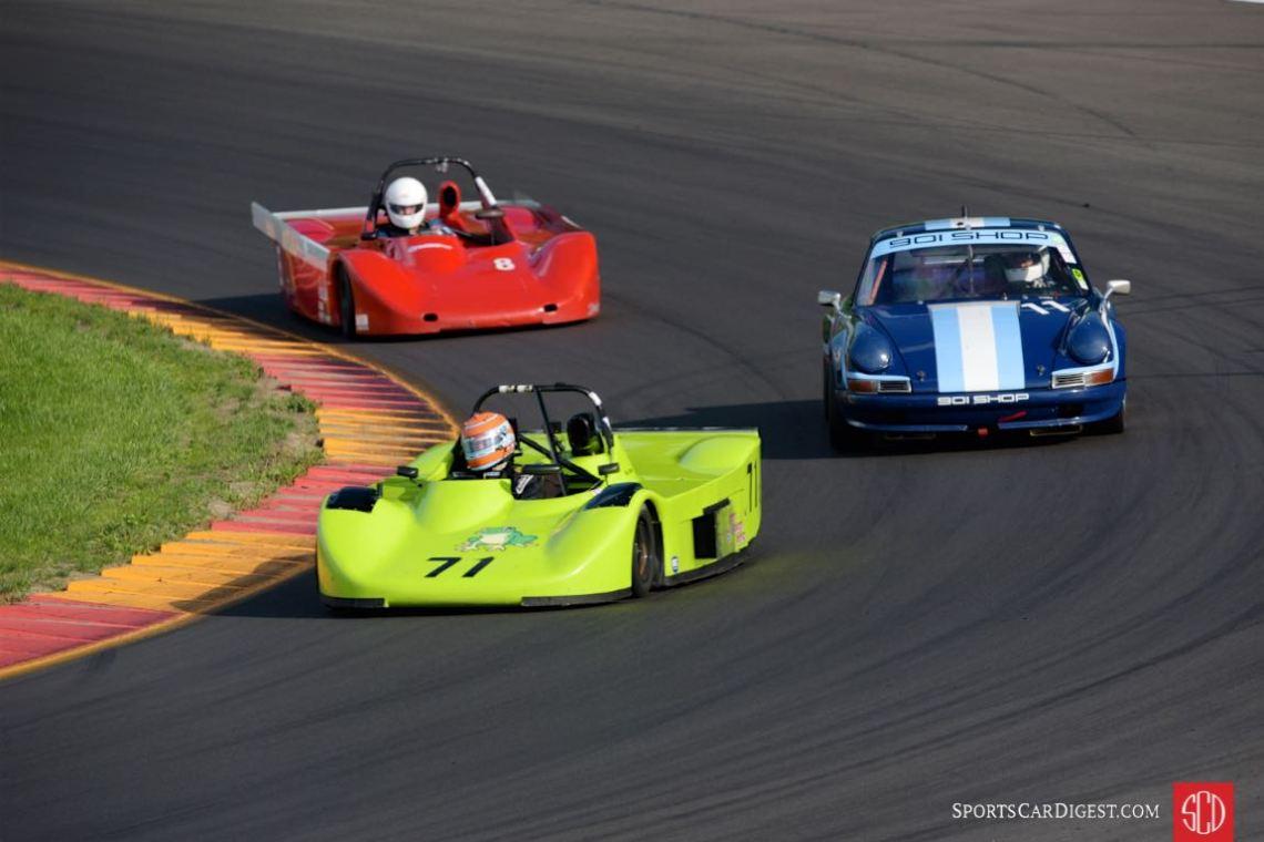 1989 Lola T90/90 S2 - Paul LeHaye.