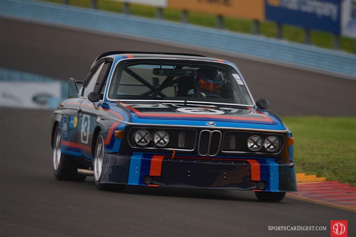 1972 BMW 3.0 CSL- Bill Glavin.