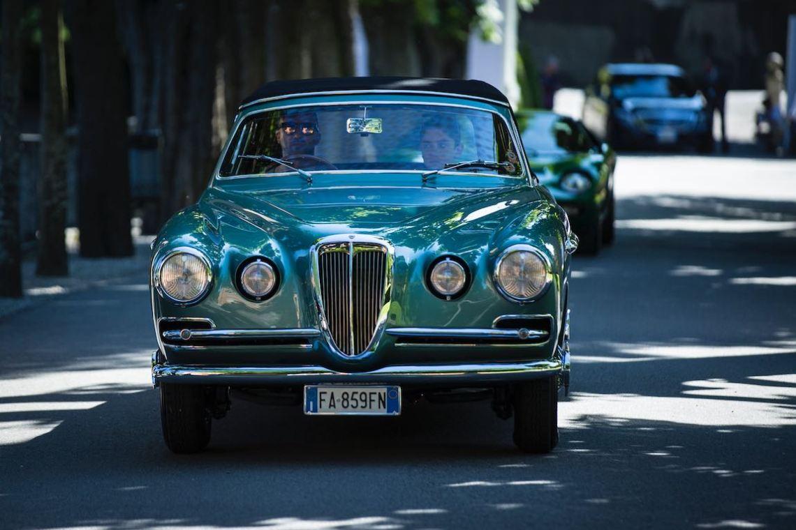 1953 Lancia Aurelia B52 Vignale Cabriolet