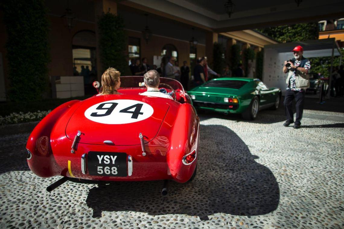 1952 Ferrari 225 S Spider Vignale