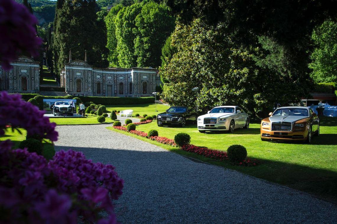 Concorso d'Eleganza Villa d'Este 2016