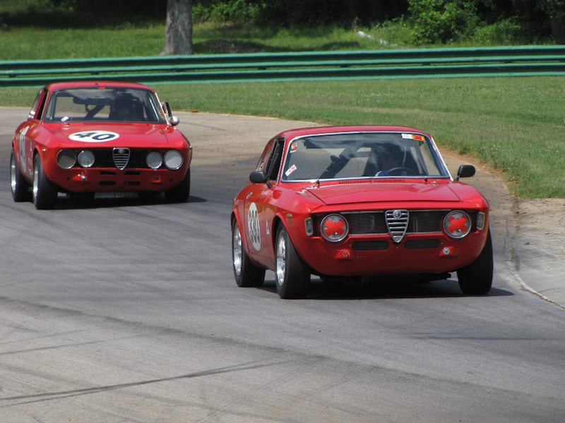 VIR Gold Cup Historic Races No Longer Managed by SVRA