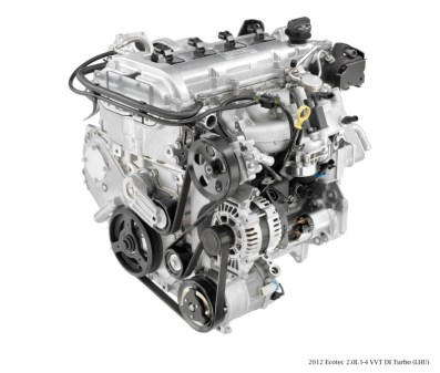 2.0 liter turbo engine