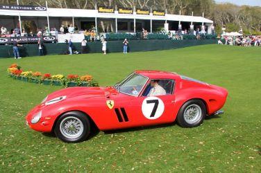1962 Ferrari 330 GTO