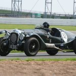 Bentley Drivers Club 60th Anniversary Race Results and Photos