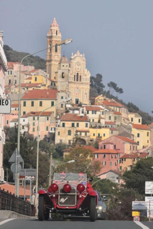 Coppa Milano-Sanremo Alfa Romeo 6C 1750