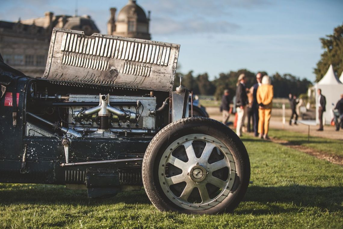 Chantilly Concours d'Elegance 2015