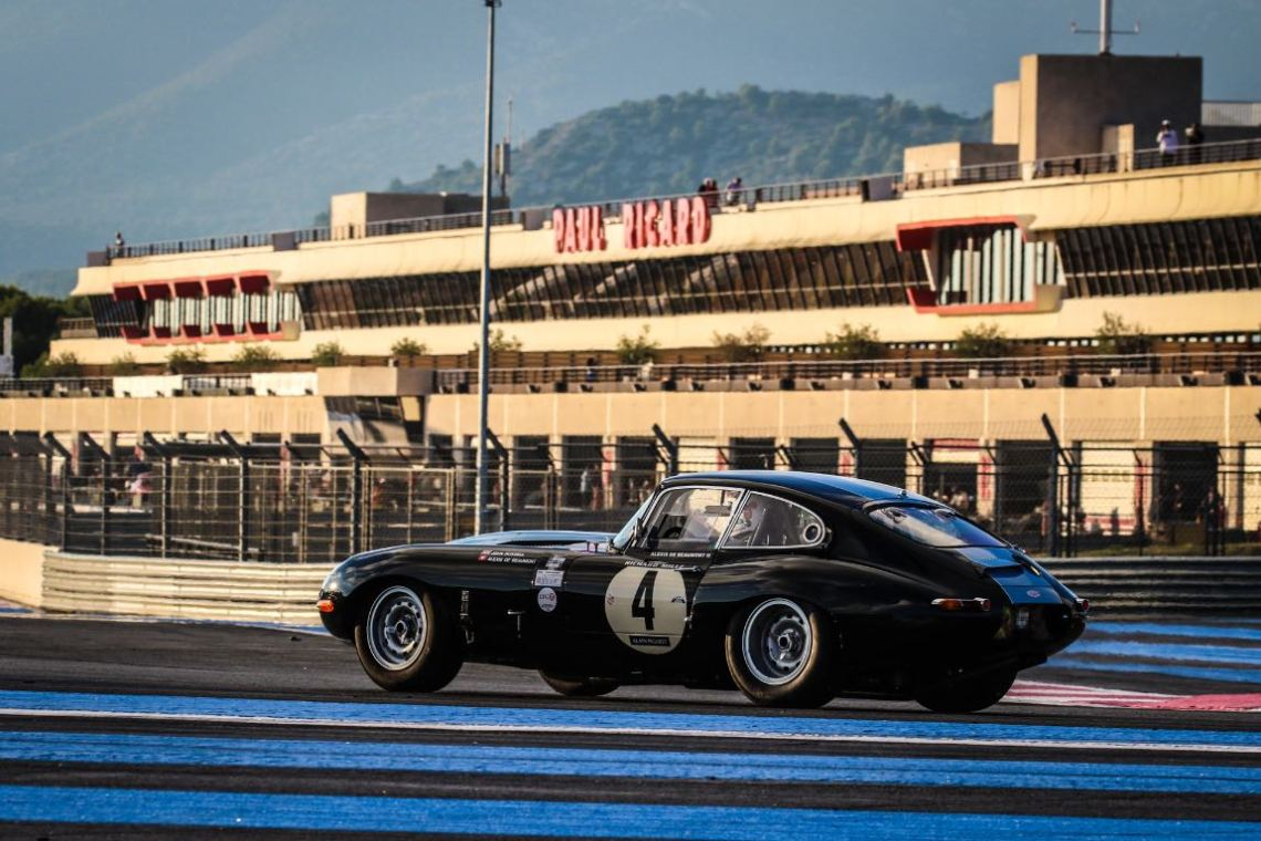 1963 Jaguar E-Type Series 1 FHC