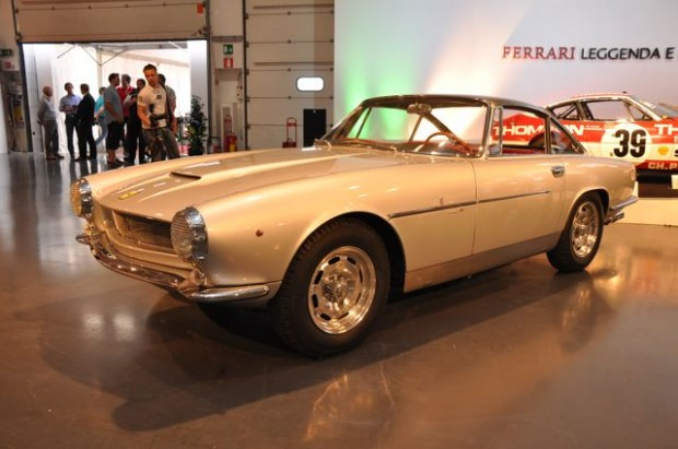 <strong>1959 Ferrari 250 GT SWB Berlinetta Speciale Bertone – Estimate €2,200,000 – €2,900,000. </strong>One of two 250 GT SWB Ferraris bodied by Carrozzeria Bertone.