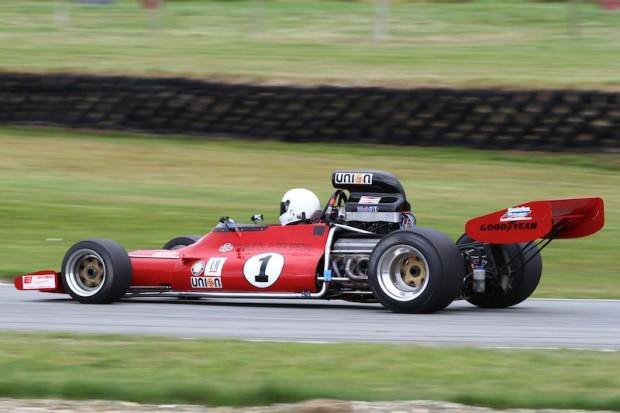 Overall race winner Jay Esterer - McRae GM1