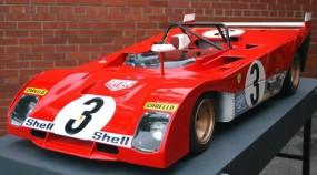 Ferrari 312 PB Scale Model