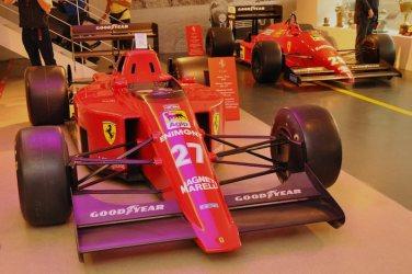 1989 Ferrari Typ 640 F1-89