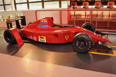 1990 Ferrari Typ 641 F1-90