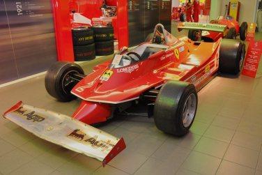 1980 Ferrari 312 T5 F1