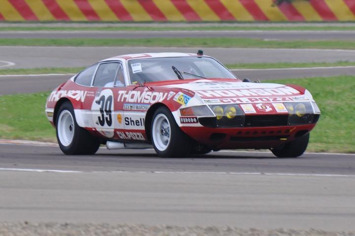 Ferrari 365 GTB/4 Daytona Competizione at Fiorano