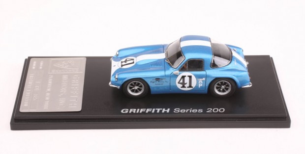 Automodello 1:43 Scale Griffith Tribute Edition