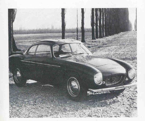 Lancia Appia Zagato Double Bubble
