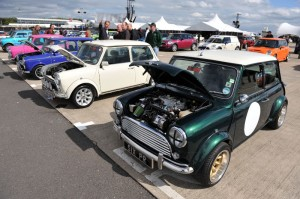 Classic at the MINI United Festival