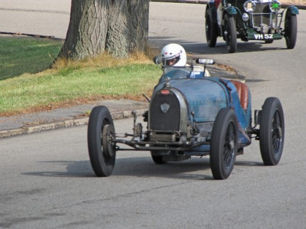 1931 Bugatti T37-Ford Special, Sandy Leith, Dedham, MA