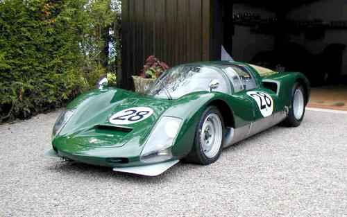 Porsche 906 Carrera 6 Car Profile