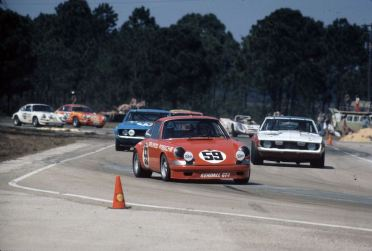 Brumos Porsche 911 (photo: Autosports Marketing Associates)