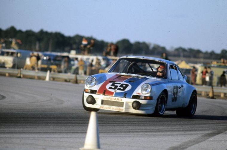 Brumos Porsche 911 RSR (photo: Autosports Marketing Associates)