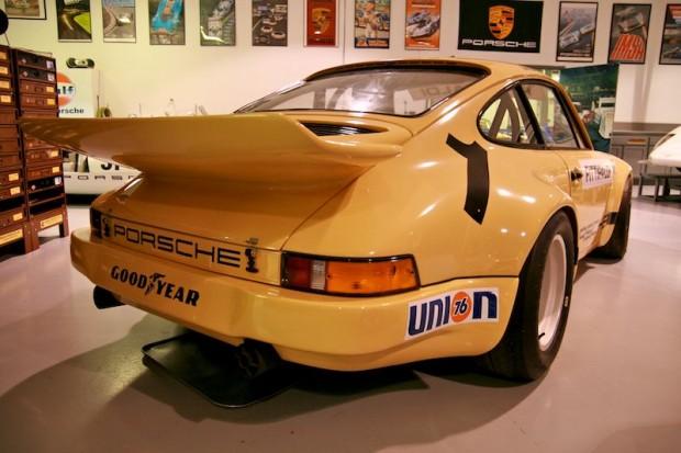 1973 Porsche 911 RSR IROC, Emerson Fittipaldi