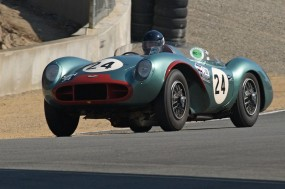 William L'Anson - 1956/59 Aston Martin DB3S