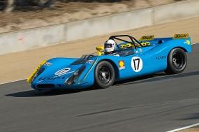 Anatoly Arutunoff - 1969 Porsche 908