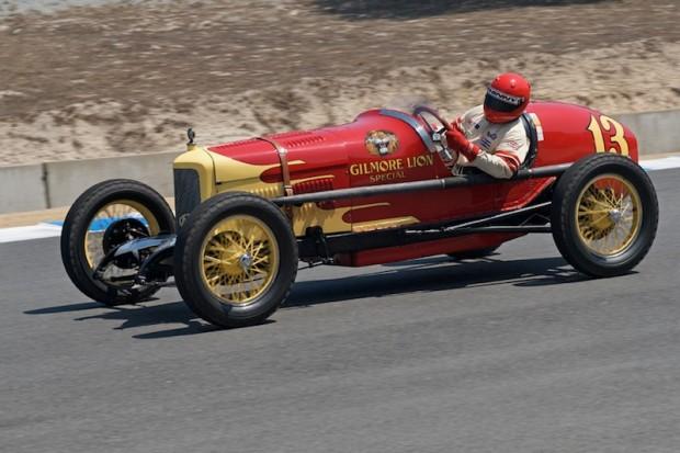 Patrick Phinny - 1930 Ford Gilmore Lyon Spl.
