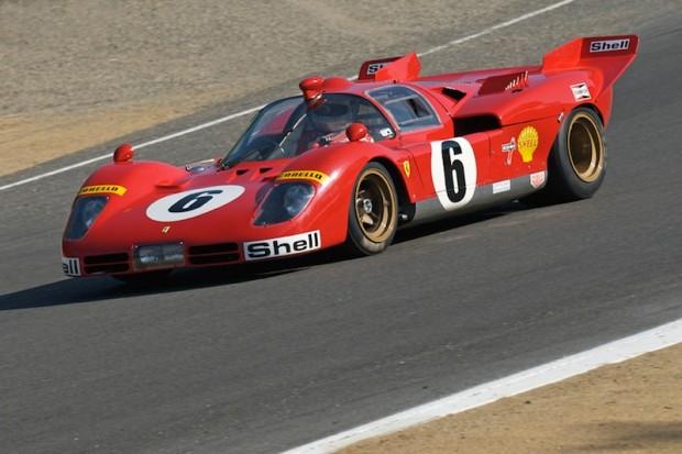 John Giordano - 1970 Ferrari 512S