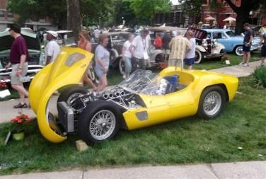 1960 Maserati Tipo T61 Birdcage