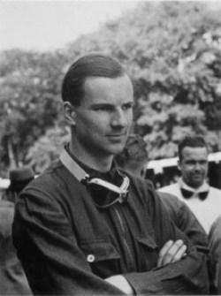 John Richard Beattie Seaman (1913 - 1939)