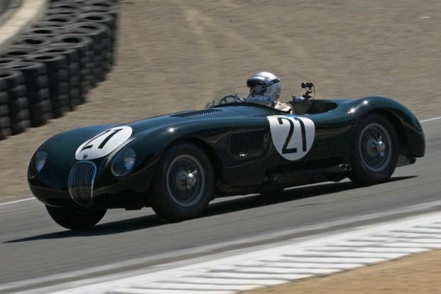 Steve Earle - 1953 Jaguar C-Type