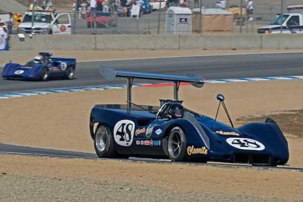 Andy Boone - 1968 McLeagle M6B