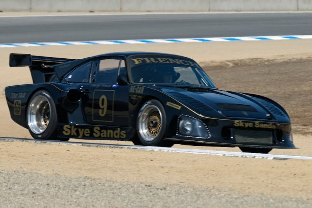 A fast combination: Class Winner Rusty French and his 1979 Porsche 935
