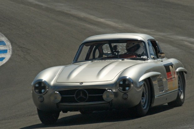 Alex Curtis - 1955 Mercedes Benz 300SL
