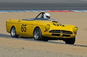 Tom Saki - 1965 Sunbeam Tiger