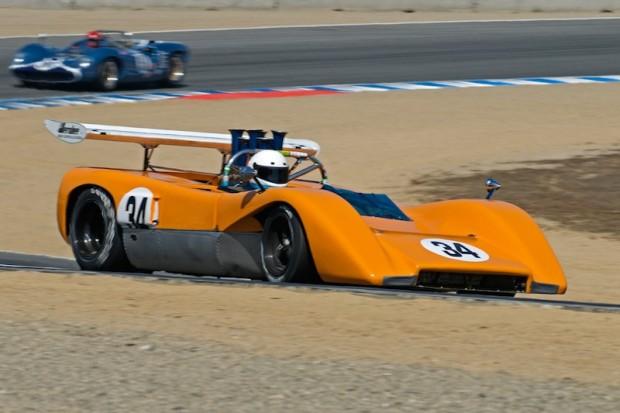Jay Esterer - 1970 McLaren M8C
