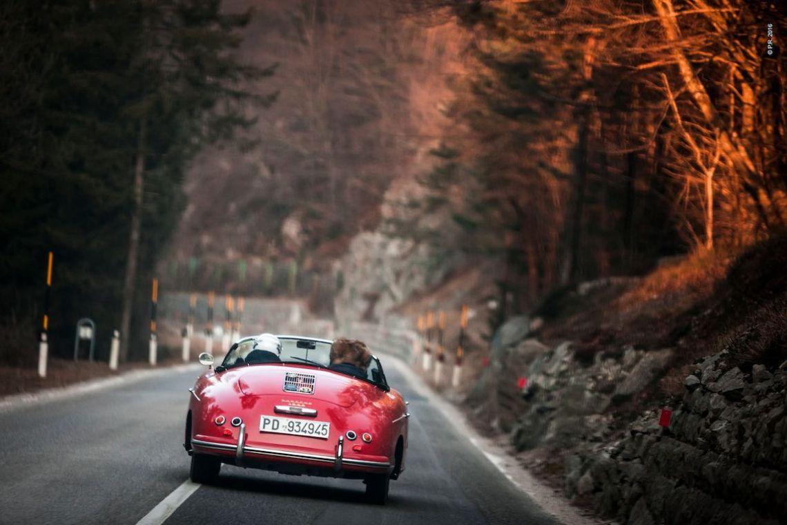 1955 Porsche 356A Speedster