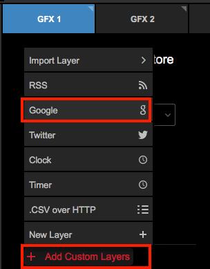 Integrating Google Spreadsheets – Livestream Customer Care