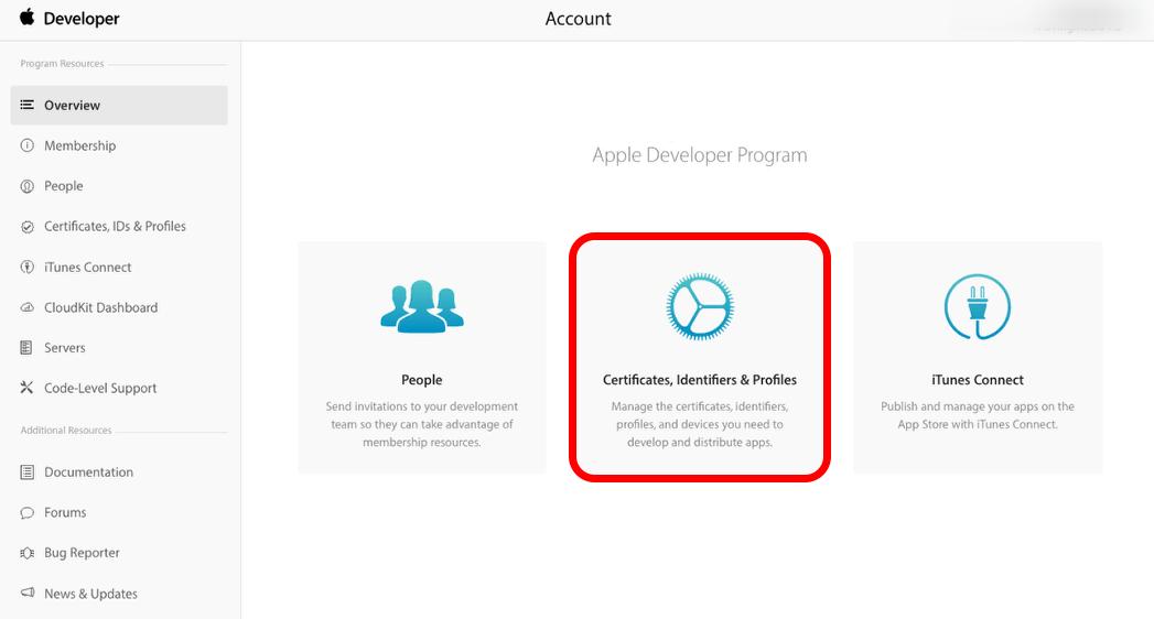 iOS - Renewing a Push Notification Certificate