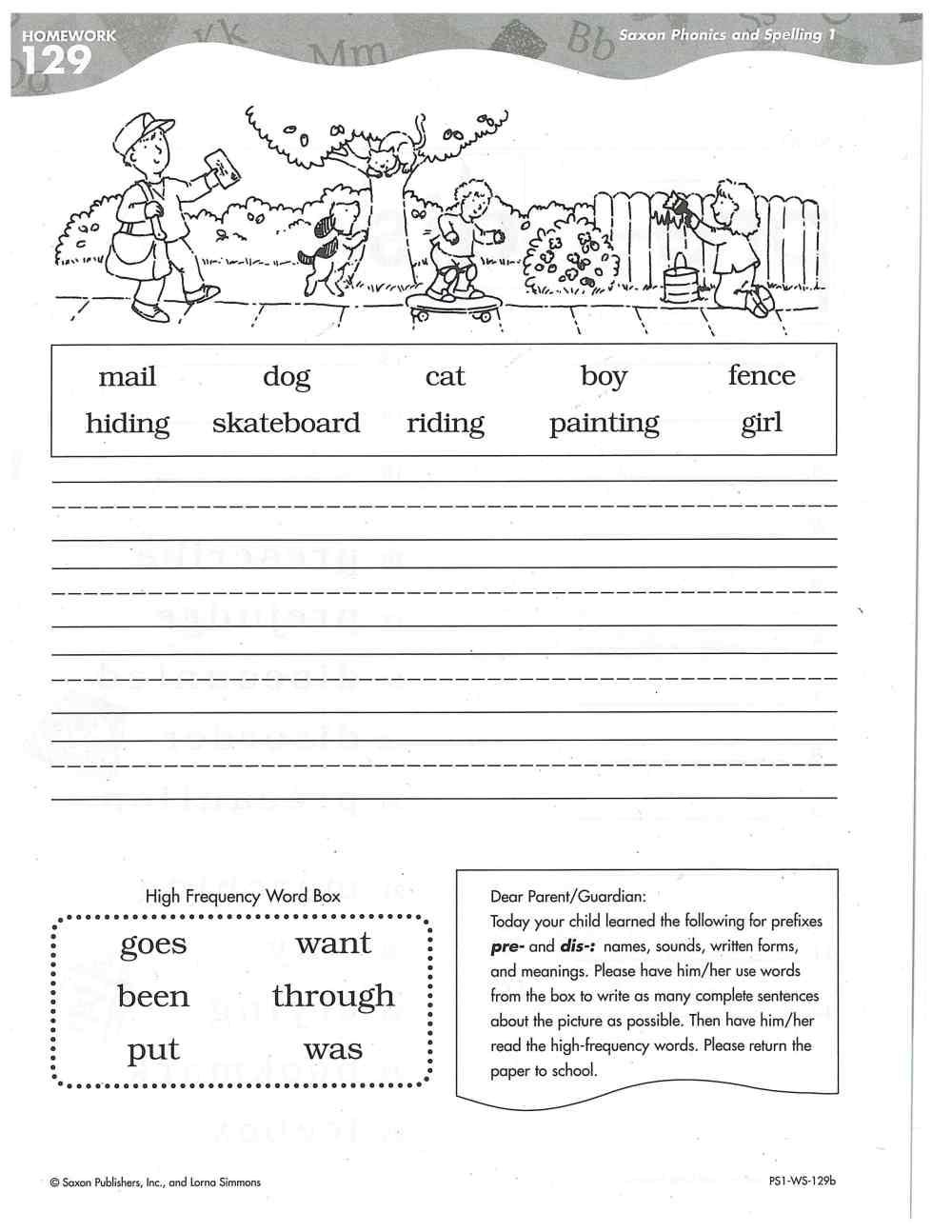 medium resolution of Chandler Public Schools - Saxon Phonics