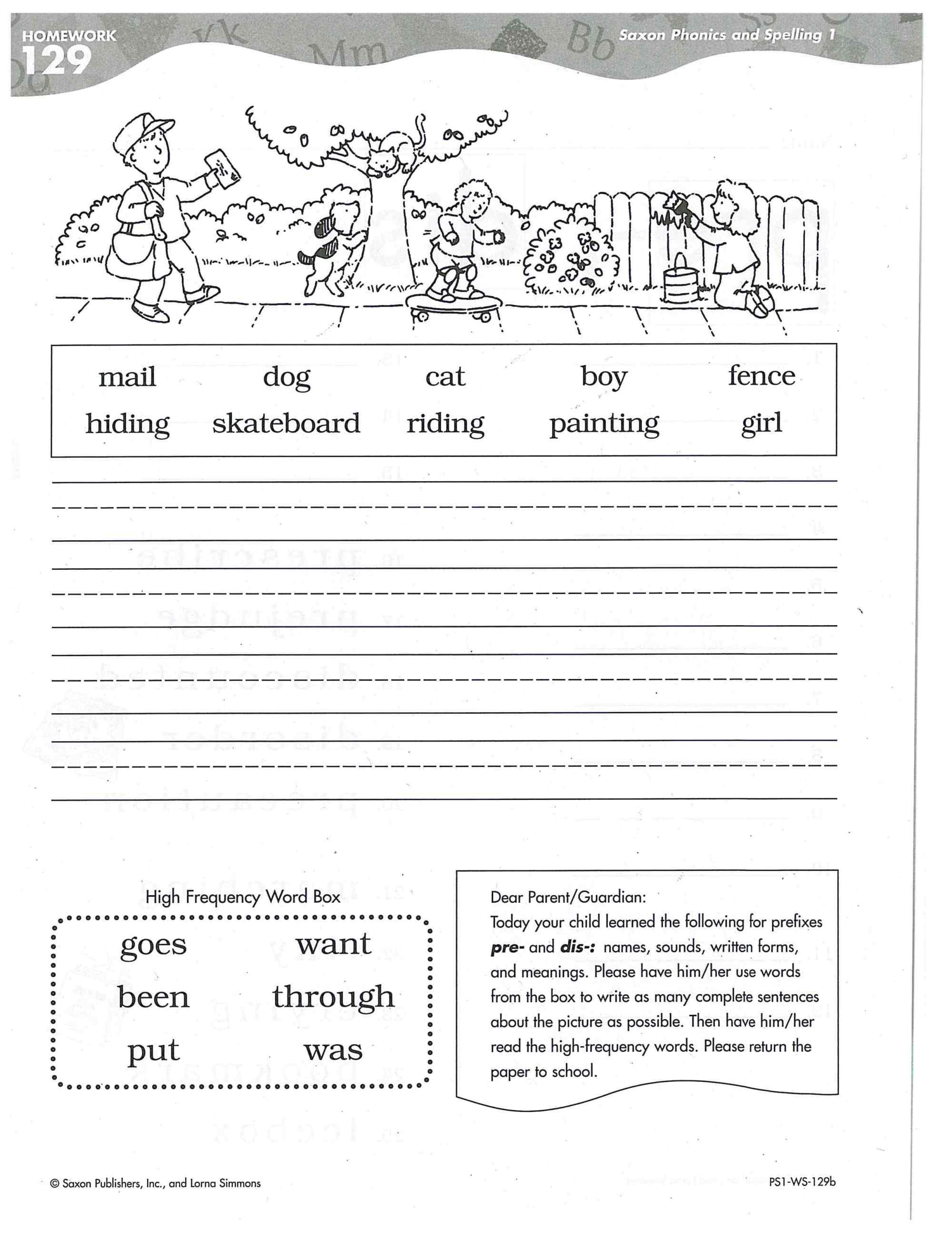 hight resolution of Chandler Public Schools - Saxon Phonics
