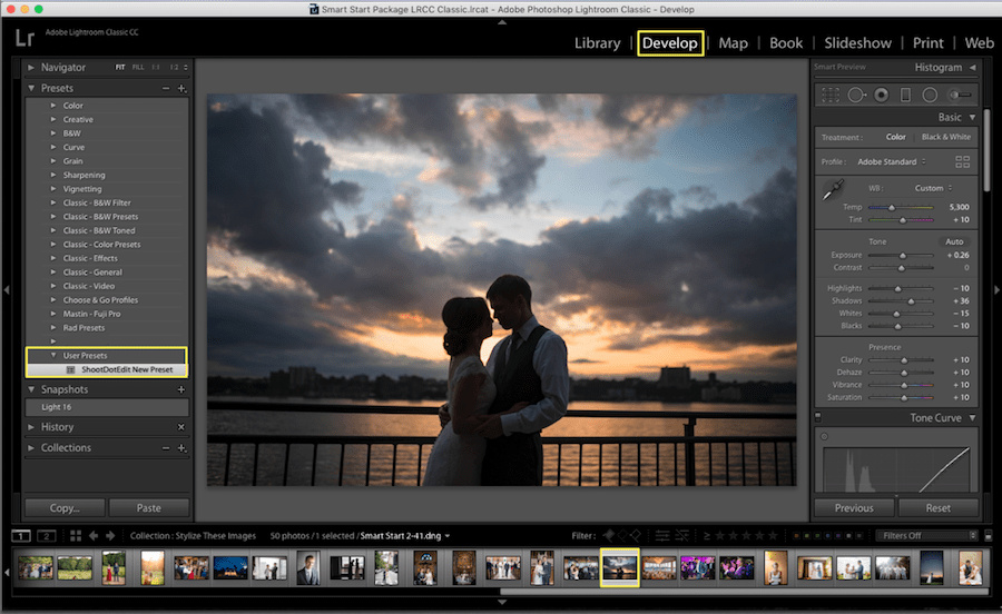 How to Add Presets to Lightroom CC