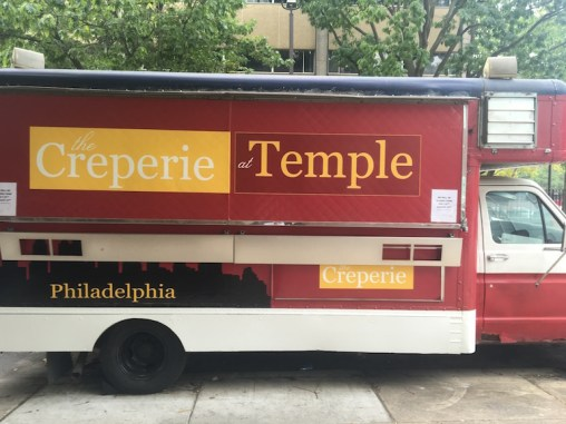Image result for the crepe temple university