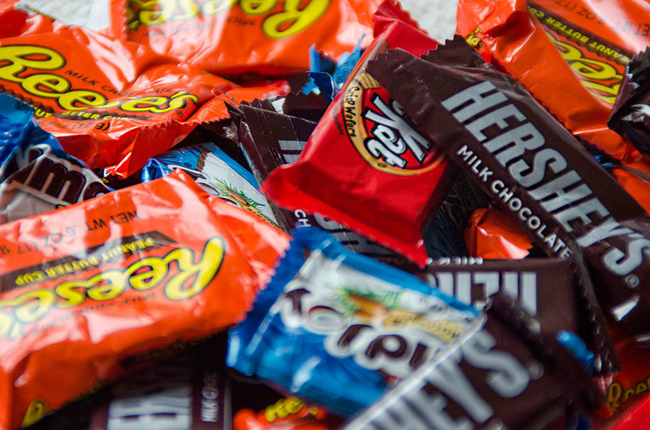 The 20 Best Candy Bars Ranked