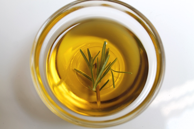 olive oil, herb, tea, oil, rosemary