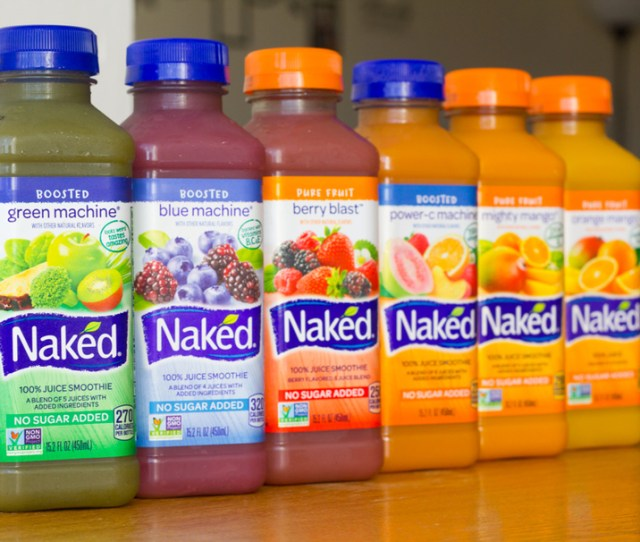 Everything Thats Wrong With Naked Juices