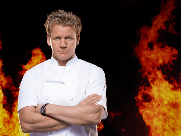 9 Times Gordon Ramsay Perfectly Summed Up College